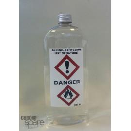 Bouteille Alcool ethylique 95° dénaturé 500 ml