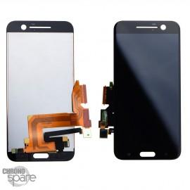 Bloc LCD + Vitre tactile HTC 10 Noir