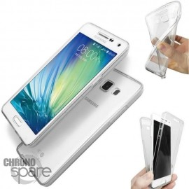Coque silicone transparente Samsung Galaxy A3 2016 A310