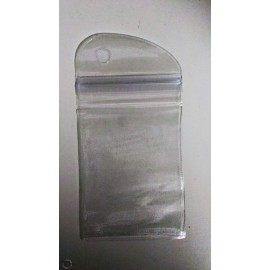 Packaging Produit Bulk Simple broche transparent- 8 cm x 12 cm