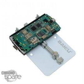 Etau de réparation pour carte mère de Smartphone Baku BK-687