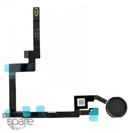 Nappe bouton home iPad mini 3 noire