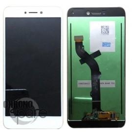 Ecran LCD + Vitre Tactile Blanche Huawei P8 Lite 2017