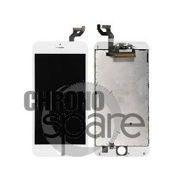 Ecran LCD + vitre tactile iPhone 6s plus Blanc (Tianma LCD)