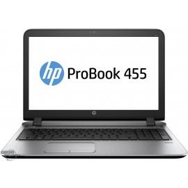 "Pc portable 15.6"" HP proBook 455G3 - AMD A8-7410 -4GB RAM - 500 Go - Win 10"