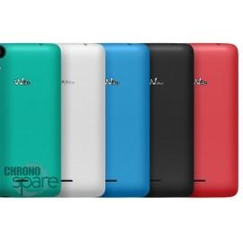 Cache batterie Wiko Rainbow Jam 3G Bleu
