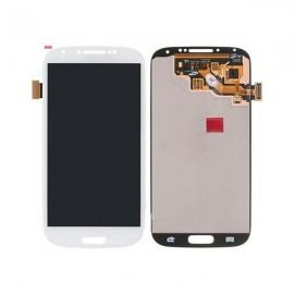 Vitre tactile et ecran LCD S4 i9500 blanc