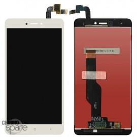 Ecran LCD + vitre tactile Xiaomi Redmi Note 4 Blanc