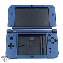 Châssis complet New 3DS XL sans boutons - Bleu
