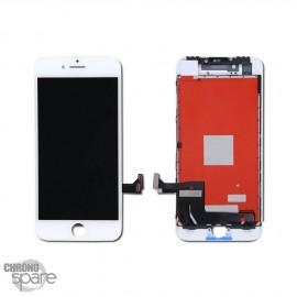 Ecran LCD + vitre tactile iPhone 8 Plus Blanc (Tianma LCD)