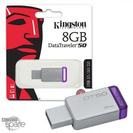 Cle USB Kingston 8Go USB 3.0 DataTraveler DTIG4 / 8GB