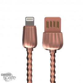 Cable Lightning Eloop S41 Rose