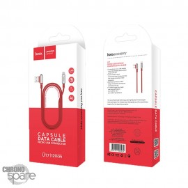 Cable Micro USB Hoco U17 Rouge