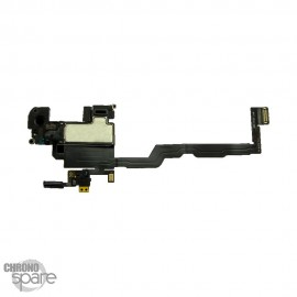 Nappe capteur de proximité + micro + écouteur Apple iPhone XS