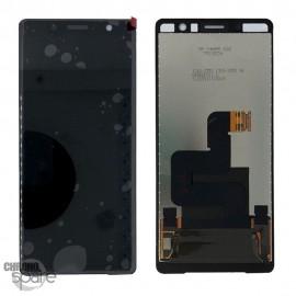 Ecran LCD + vitre tactile Noir Sony Xperia XZ2 Compact