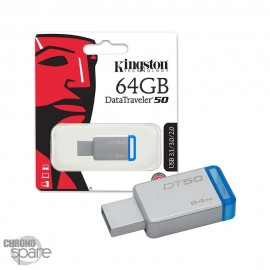 Cle USB Kingston 64Go USB 3.0 DataTraveler