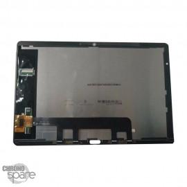 """Ecran LCD + Vitre tactile Noire Mediapad M5 Lite 10.1"""""""