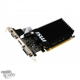 Carte Graphique MSI GeForce GT 710 2Go DDR3 (V809-2000R)
