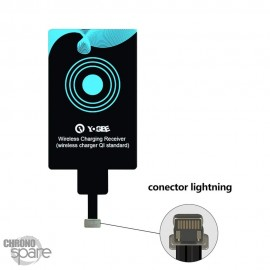 Adaptateur Chargeur Induction Lightning Yogee