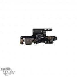 Vitre arrière Xiaomi Redmi Note 7 Noir
