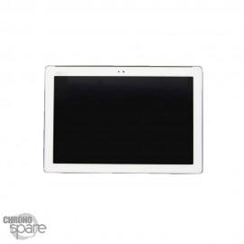 Ecran LCD et Vitre Tactile Blanc/Or Asus Zenpad 10 Z301M (P028)
