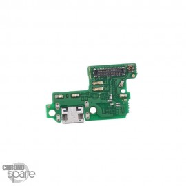 Ecran LCD et Vitre Tactile Noir Wiko Jerry 3