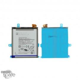 Vitre arrière Bleue Samsung Galaxy A40