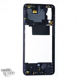 Châssis Intermédiaire Noir Samsung Galaxy A70 (A705F)