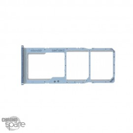 Tiroir SIM Blanc Samsung Galaxy A70 (A705F)