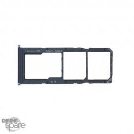 Tiroir SIM Noir Samsung Galaxy A70 (A705F)