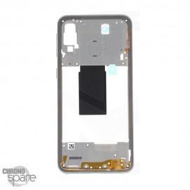 Châssis Intermédiaire Blanc Samsung Galaxy A40 (A405F)