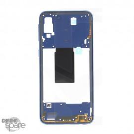 Châssis Intermédiaire Bleu Samsung Galaxy A40 (A405F)