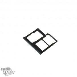 Tiroir SIM Noir Samsung Galaxy A40 (A405F)