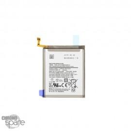 Vitre arrière Noire Samsung Galaxy A20e (A202F)