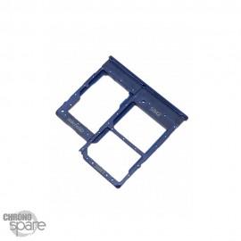 Tiroir SIM Bleu Samsung Galaxy A20e (A202F)
