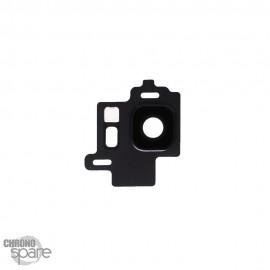 Lentille Caméra avec châssis noir Samsung Galaxy S8 (G950F)
