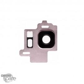Lentille Caméra avec châssis orchidée Samsung Galaxy S8 (G950F)