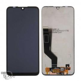 Ecran LCD + vitre tactile noire Xiaomi mi play