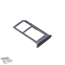 Tiroir SIM Noir Samsung Galaxy S7 edge (G935F)