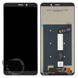 Ecran LCD + Vitre Tactile noire Xiaomi Redmi Note 5 Pro