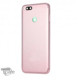 Vitre arrière avec lentille caméra rose Xiaomi MI A1