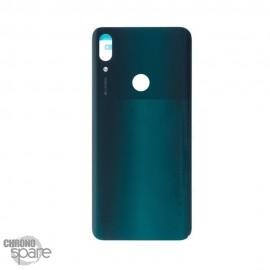Vitre arriere + lentille bleue Huawei P smart Z