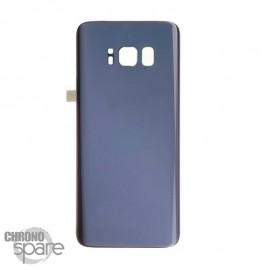 Vitre arrière orchidée Samsung Galaxy S8 (SM-G950F)