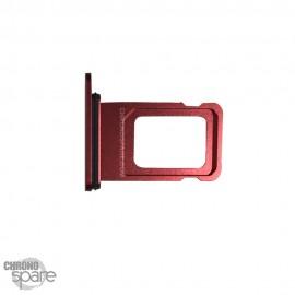 Rack SIM rouge iPhone 11