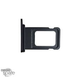 Rack SIM noir iPhone 11
