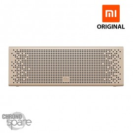 Enceinte bluetooth Mi Xiaomi - Or