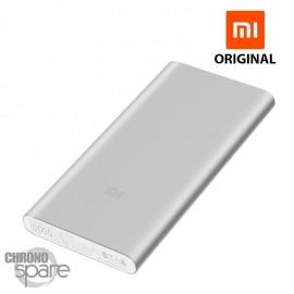 PowerBank Xiaomi 10 000 mAh - Argent