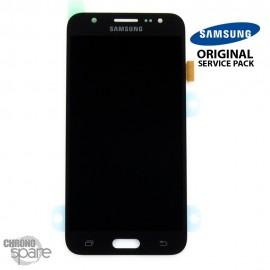 Ecran LCD + Vitre tactile Noire Samsung J500F (officiel) GH97-17667B