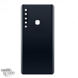 Vitre arrière noire + lentille caméra Samsung Galaxy A9 2018 A920F