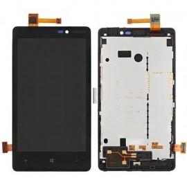 Vitre tactile et écran LCD Nokia Lumia 820